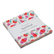 Moda Fabrics - Beach Road - Charm Pack